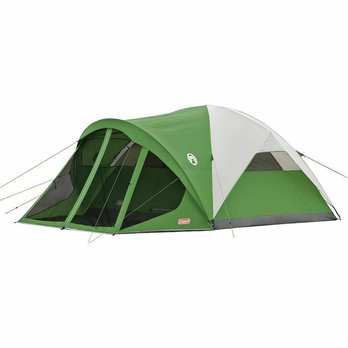 Coleman Evanston 6 Screened 10'  X 14' 2000007825 Tent  manufacturers direct supply