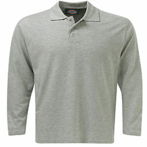 Brand New Long-sleeve Polo Shirt Men's Clothing