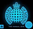 The Annual 2016 by Various Artists (CD, Nov-2015, 3 Discs, Ministry of Sound)