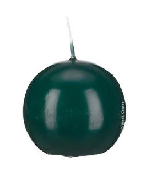 Kugelkerzen Dunkelgrün, Auswahl aus aus aus 8 Größen, dt. Marken Qualitätskerzen, Kerzen   Neuheit  c24072