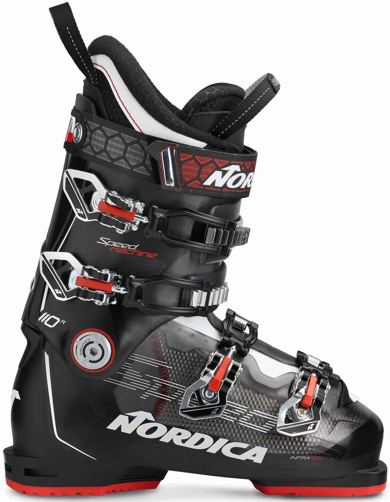 botas de esquí masculinas botas de esquí norma speedmache 110 R 2018   2019
