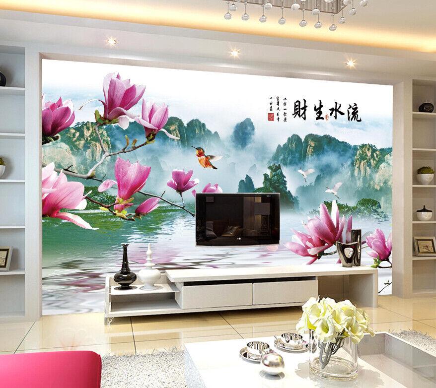 3D Schöne Landschaft 85 Tapete Wandgemälde Tapete Tapeten Bild Familie Familie Familie DE Summer | Komfort  | Elegantes Aussehen  | Hochwertige Materialien  8c351f