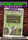 Hercules in the Haunted World (DVD, 2015)