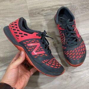Details about New Balance Minimus 20v4 Mens Sz 9 B Trail Running Barefoot Vibram Shoes WX20BC4
