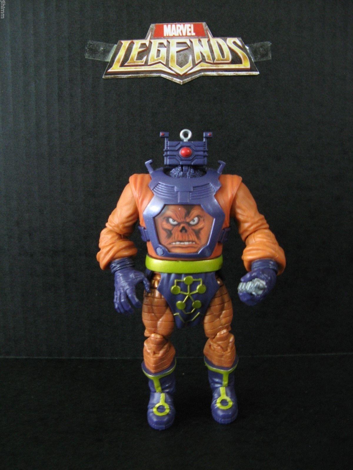 Marvel Legends Arnim Zola  BAF Figure Figure Figure Complete  -  Varaint - Captain America 22ff32