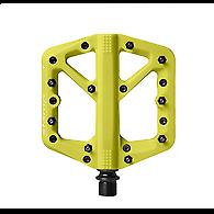 crankbrothers Plattformpedal Stamp 1 Größe S 37-43 citron  SB-Verpackung Größe S