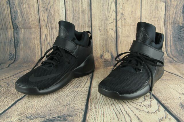 Nike Kwazi Mens Blackout Mesh Basketball Shoes Sneakers 844839-001 Size 8.5  New 11995429c