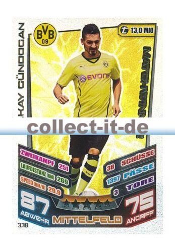 Match coronó 13//14-338-Ilkay Gündogan-Matchwinner