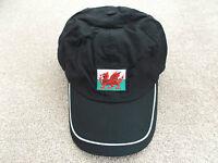 Welsh Flag Branded Winter Golf Cap
