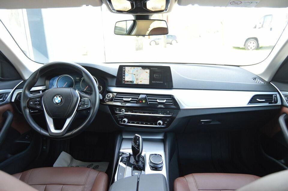 BMW 530d 3,0 Touring aut. Diesel aut. modelår 2018 km 38000