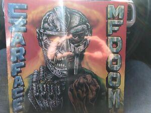 Czarface-MF-Doom-CZARFACE-MEETS-METAL-FACE-New-Sealed-Vinyl-Record-LP