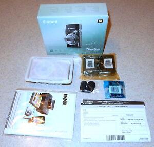 Brand-New-Canon-16-MP-PowerShot-ELPH-135-Camera-in-Open-Box