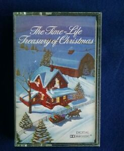Time Life Treasury Of Christmas.Details About The Time Life Treasury Of Christmas Part 1 Cassette Tape