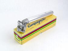 Campagnolo Nuovo Record seatpost 26.6 Alloy clamps SL Vintage Bike New NOS