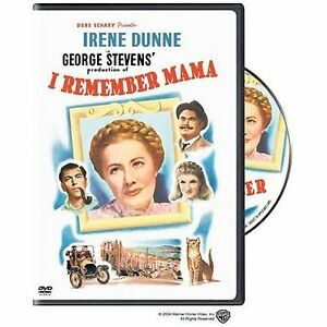 I-Remember-Mama-UK-Region-2-Compatible-DVD-Irene-Dunne-Barbara-Bel-Geddes-NEW
