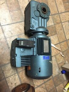 Sew Eurodrive Motor Gear Reducer Ebay