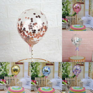 3Pcs-Confetti-Balloons-Mini-Cake-Topper-Party-Decor-For-Wedding-Decoration-5Inch