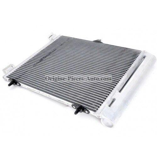 Radiateur condenseur de climatisation Citroen C2 C3 Peugeot 1007 207 208
