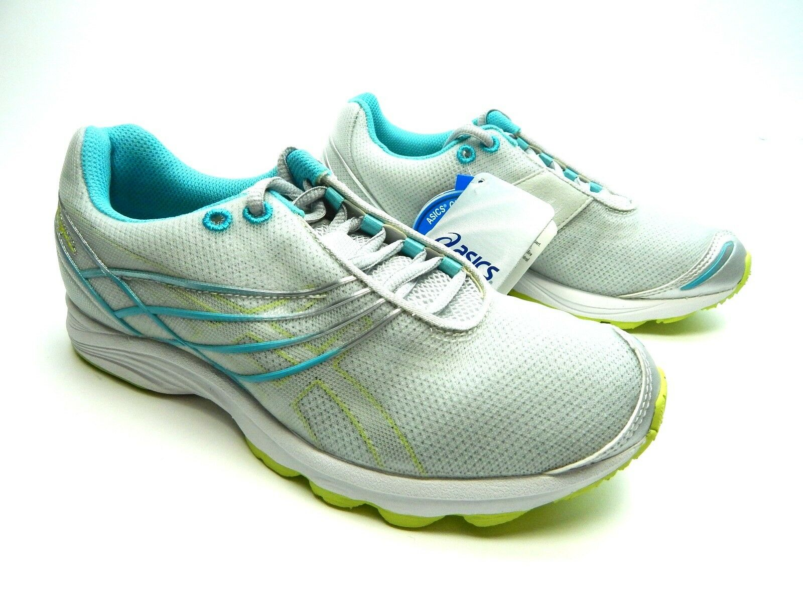 ASICS GEL PLATINUM SAYURI T172N 9291 SILVER PLATINUM GEL WOMEN Schuhe SIZE 6 77ed39