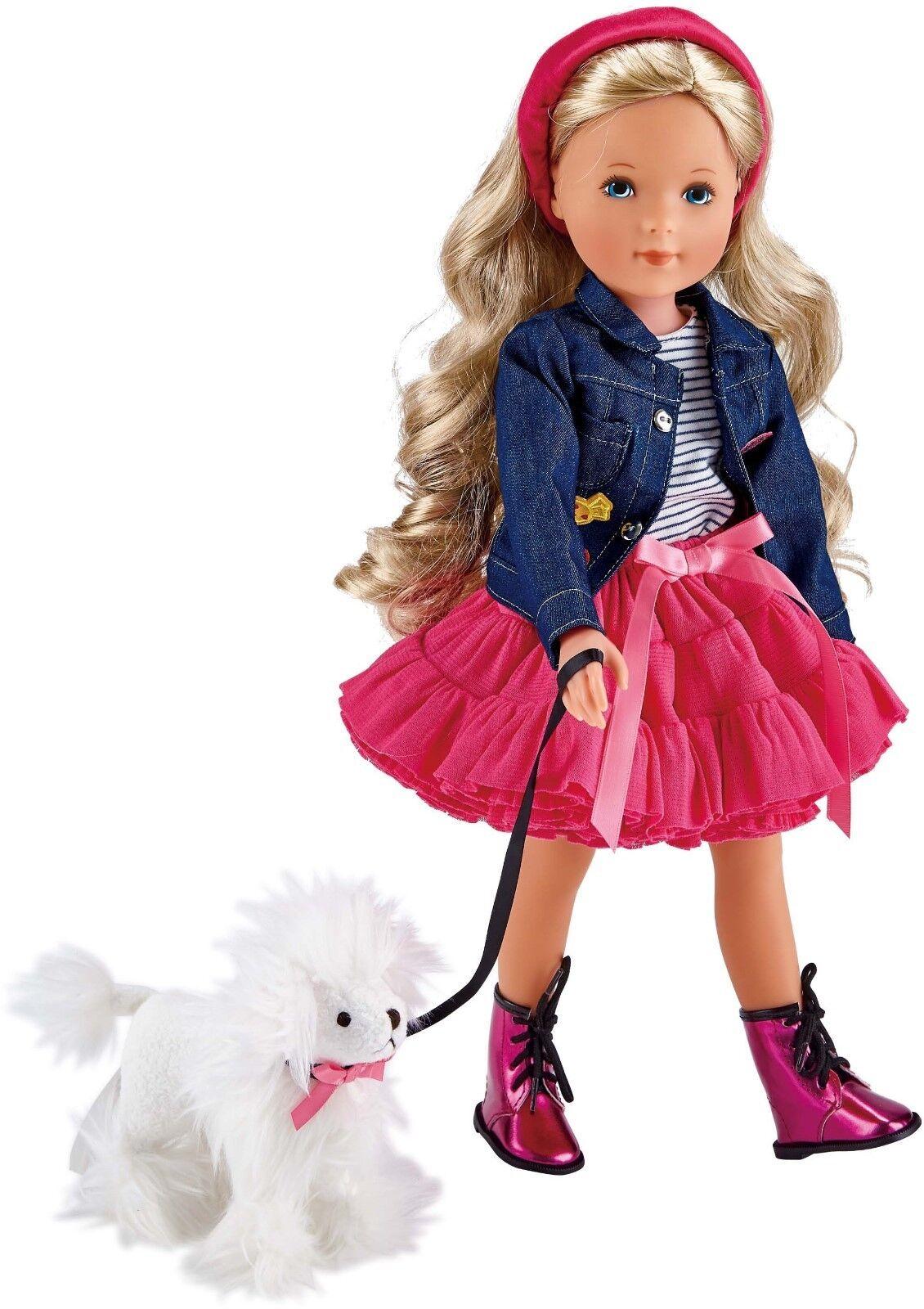 Käthe Kruse Puppe La Bella Hazel, ca. 42cm  Art-Nr. 41805, die neue Sophie 2018