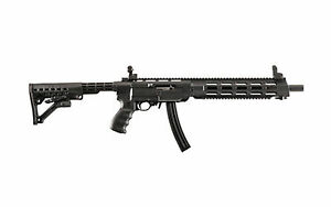 promag aa556rex archangel conversion stock fits ruger 10 22 black