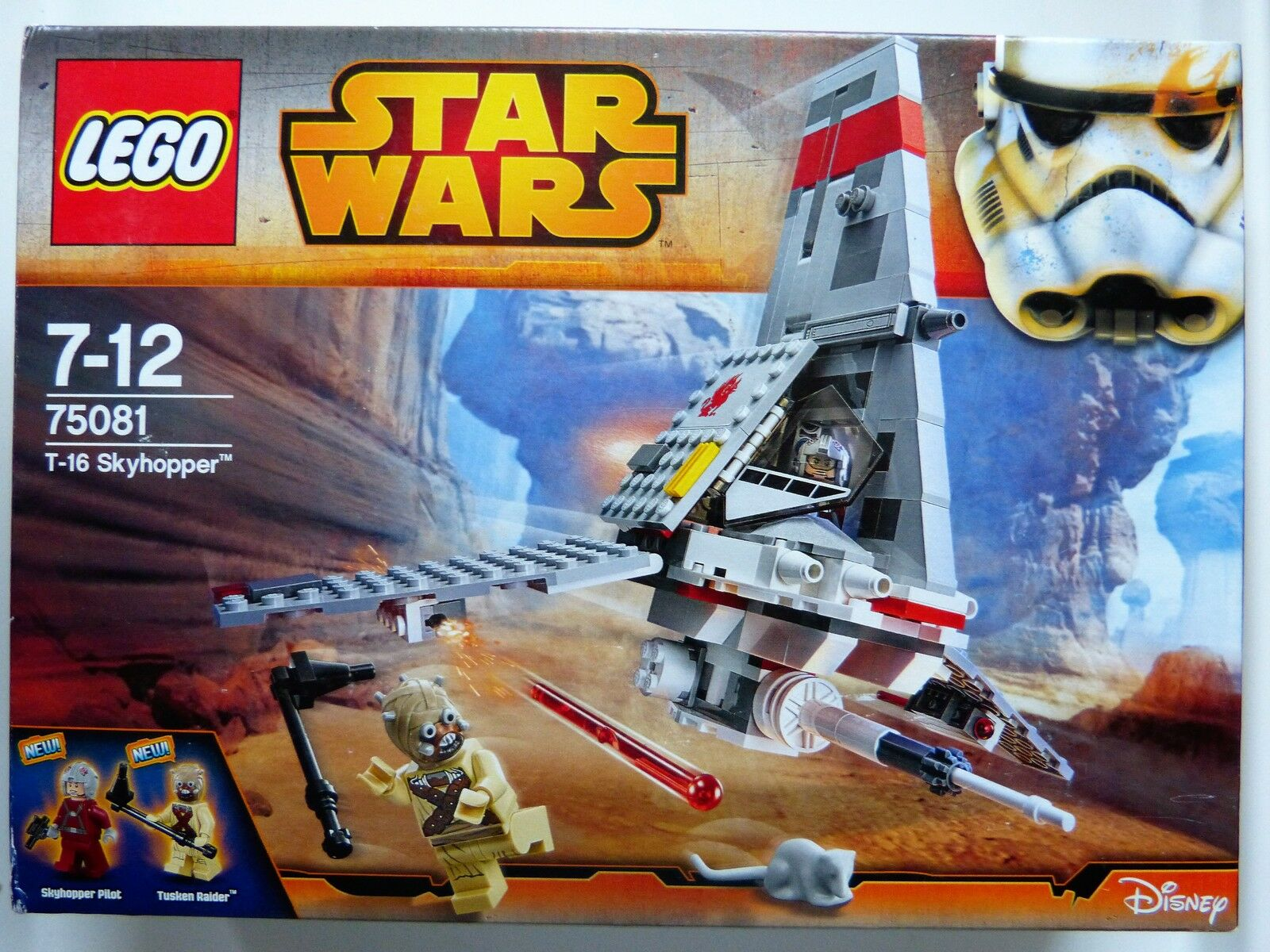 Lego Star Wars 75081 T 16 Skyhopper  Neu & OVP