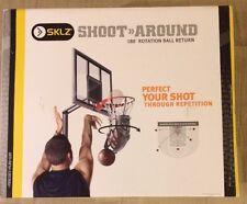 Skilz Shoot Around Basketball Return Trainer