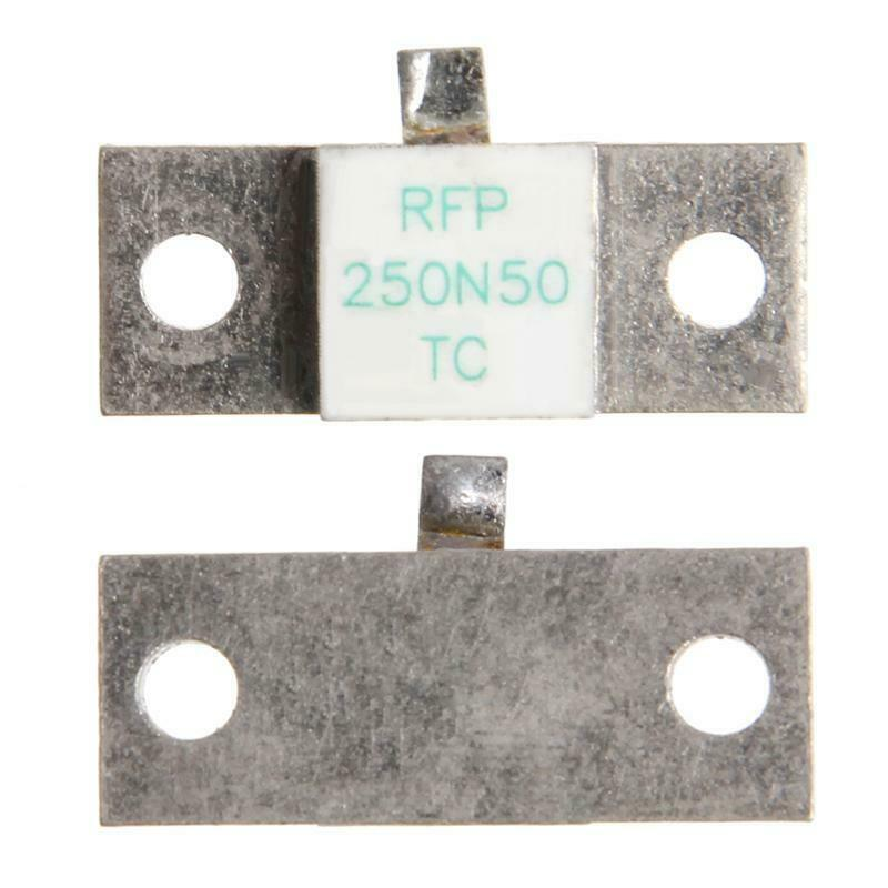 RFP 250N50//150N50F 250//150W 50Ω Termination Microwave Resistor Load Copper 3GHz