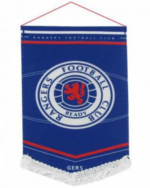 wholesale dealer c69c8 972f1 Rangers Football Club Kit Car Window Pennant Gift