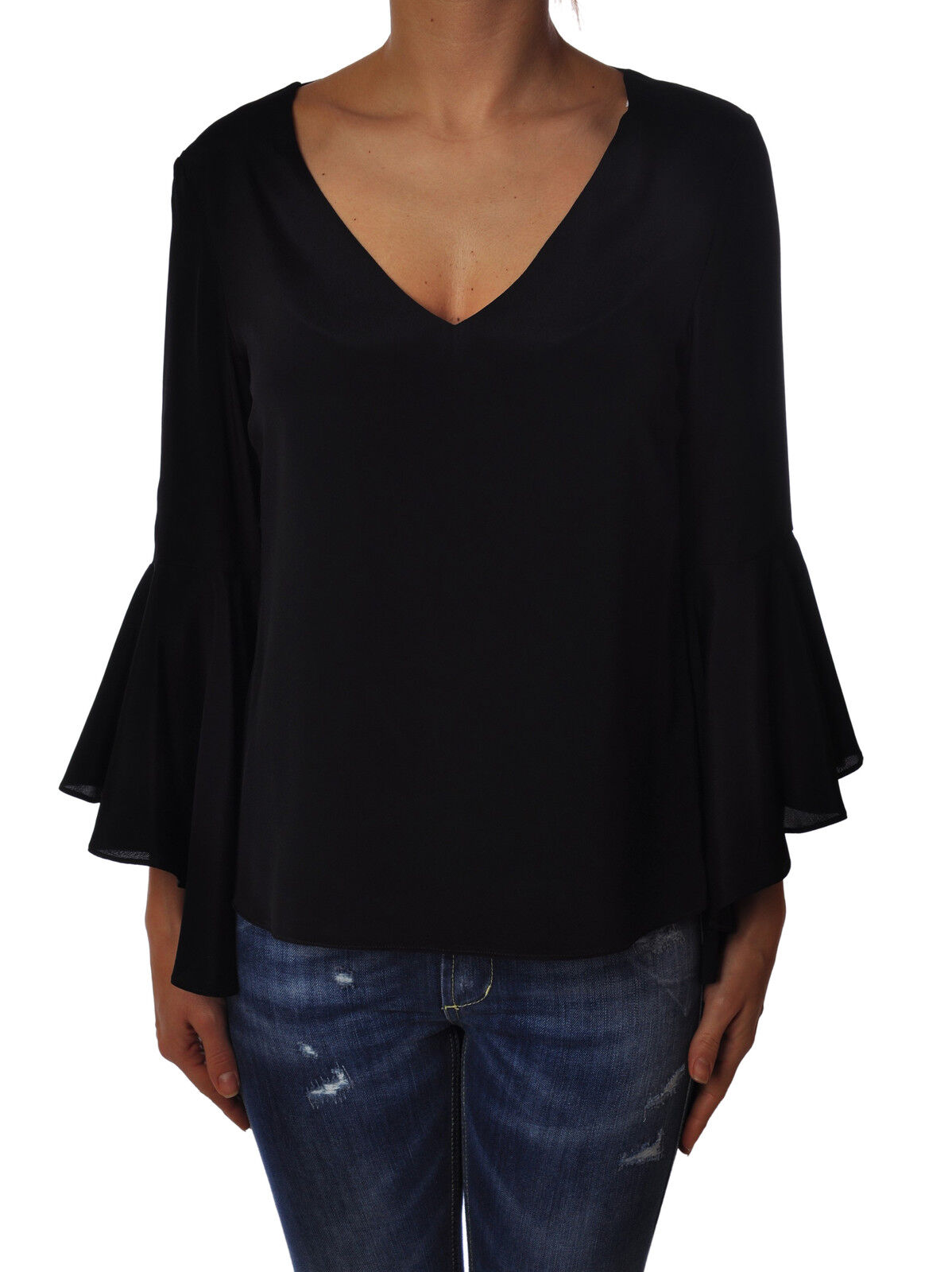 Dondup - Shirts-Blouses - Woman - bluee - 3106108E190839