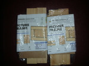 Details About Home Depot Kids Workshop 2 Picture Frame Kit Lowes Build Grow Wood Project New