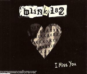 BLINK-182-I-Miss-You-UK-2-Track-CD-Single