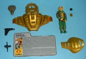 1986-GI-Joe-Cobra-Emperor-Serpentor-v1-Figure-w-File-Card-amp-Air-Chariot-Parts