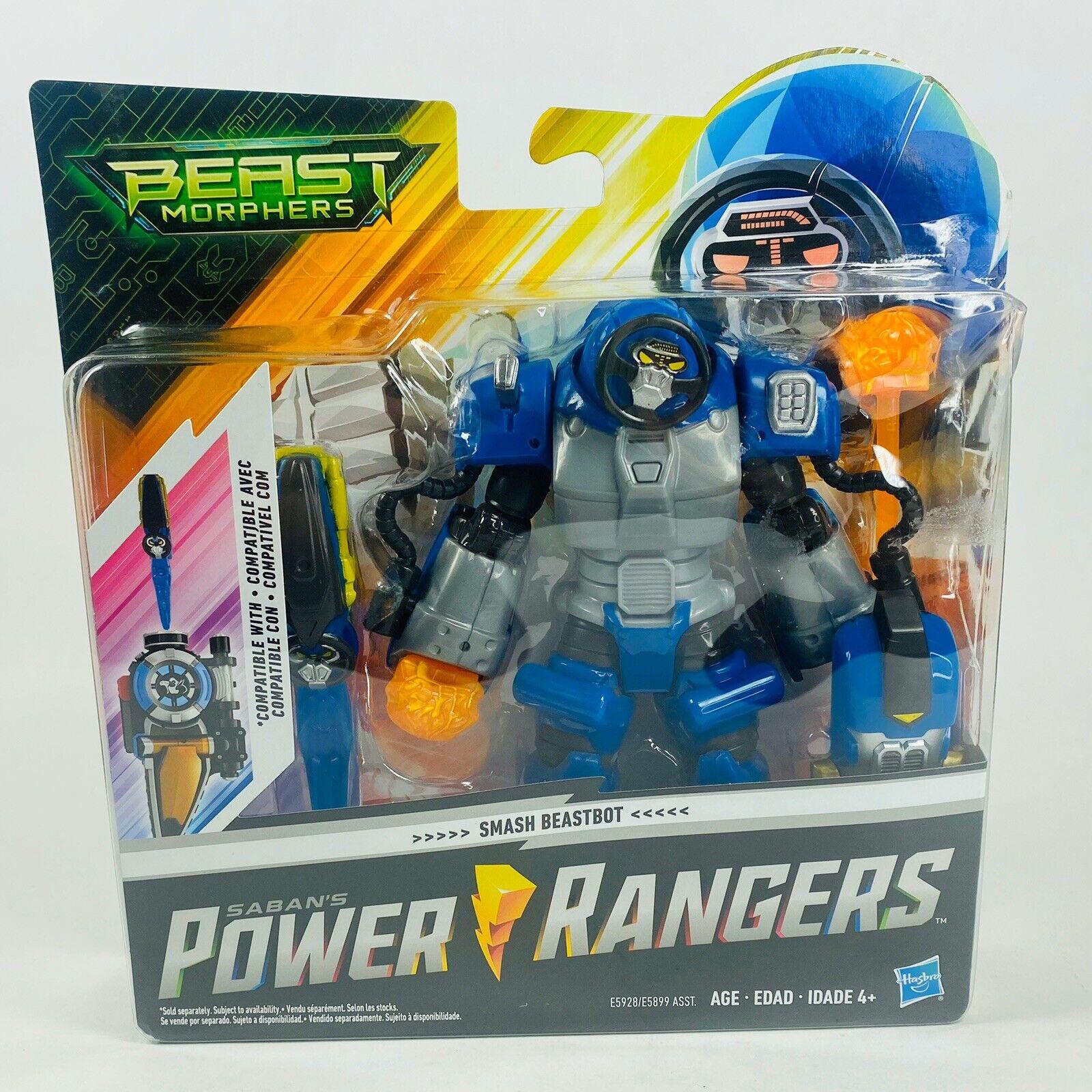 New in Box HASBRO POWER RANGERS Bête Morphers Jack beastbot Action Figure Brand New!