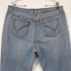 Venezia Low Rise Bootcut Jeans Size 18 Tall | eBay