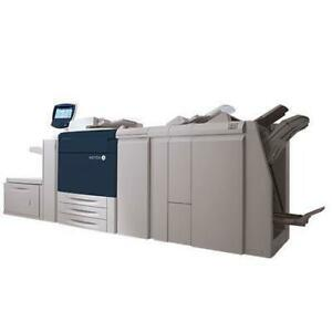 Xerox 770 700 700i DCP Print Shop Printing System Copier Printer Scanner Fax- AUTOMATIC DUPLEX UP TO 300 GSM Toronto (GTA) Preview