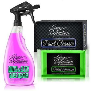 Clay-Bar-Quick-Detailer-Kit-Car-Detailing-feine-Claybar-Set-Pure-Definition