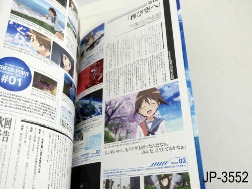 Details about  /Strike Witches 2 Official Fanbook Complete File Japanese Artbook Japan US Seller