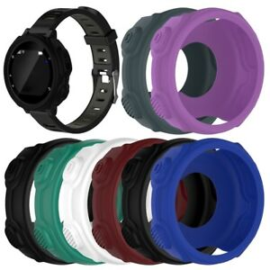 Silicone-Cover-Case-Protector-For-Garmin-Forerunner-235-735XT-GPS-Watch-Band-AU