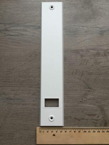 Abdeckplatte Abdeckung Blende Gurtwickler Rolladen Lochabstand 26 mm