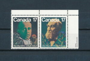 CANADA-895a-MNH-Canadian-Botanists-1981