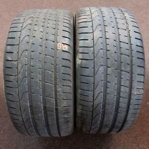 2-x-Pirelli-P-Zero-295-40-R20-106Y-N0-Sommerreifen-3216-5mm