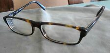 Discontinued POLICE V1485 722 Eyeglasses FRAMES 52[]14 140 Dark Tortoise ITALY