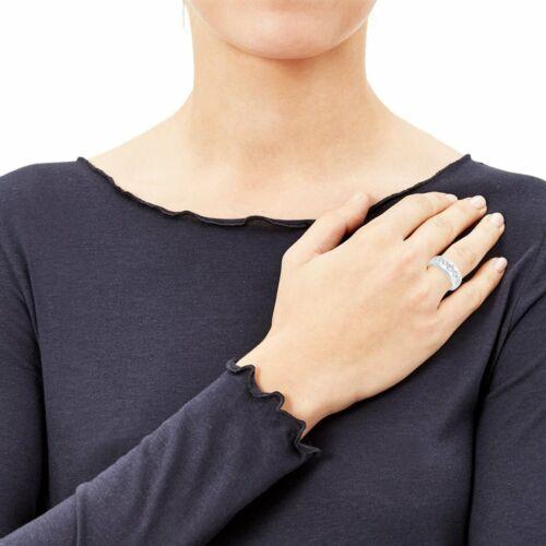 S Oliver Jewel señora anillo plata 925 circonita 202607