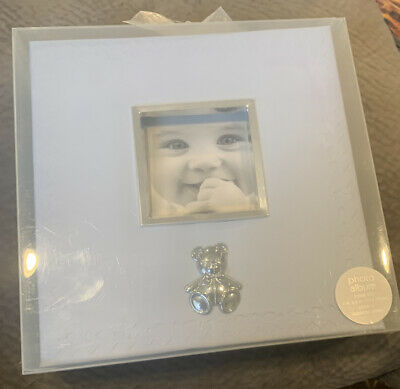 First Impressions Baby Keepsake Gift Blue