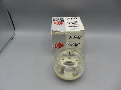 NORMAN FT-6  UV-FLASH TUBE.......................PLEASE READ