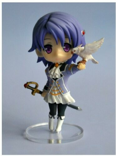 The Legend of Heroes Eiyuu Densetsu Ao no Kiseki Klose Rinz Eily Figure Gift N