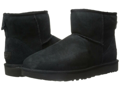 Noir 1016222 Twinface Femmes Mini Boot Neuf Ii 100Original Tout Classic Ugg 2EYIWDH9