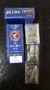 Flying tiger No16 HAx1 15x1 Sewing Machine Needles Brother Janome Singer Toyota