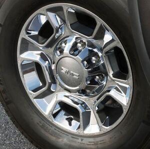 "18"" 2015 2016 GMC Sierra 2500 3500 HD Chrome Alloy Wheel ..."